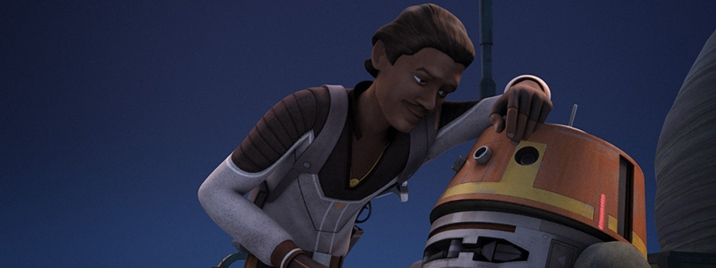 Lando y Chopper